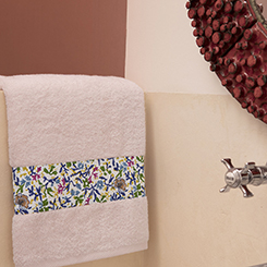 Discontinued Bath Linens up to 80% off featuring Eolie