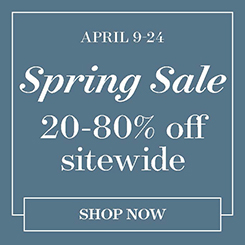 New Markdowns & New Arrivals, 20-80% off Sitewide